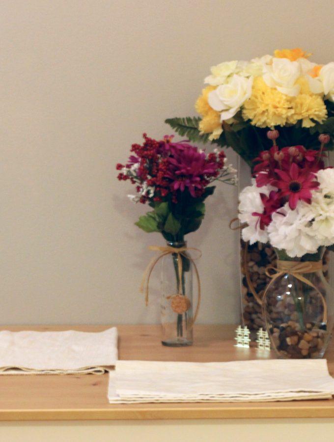 """Forever Flowers"" – Silk Arrangements"