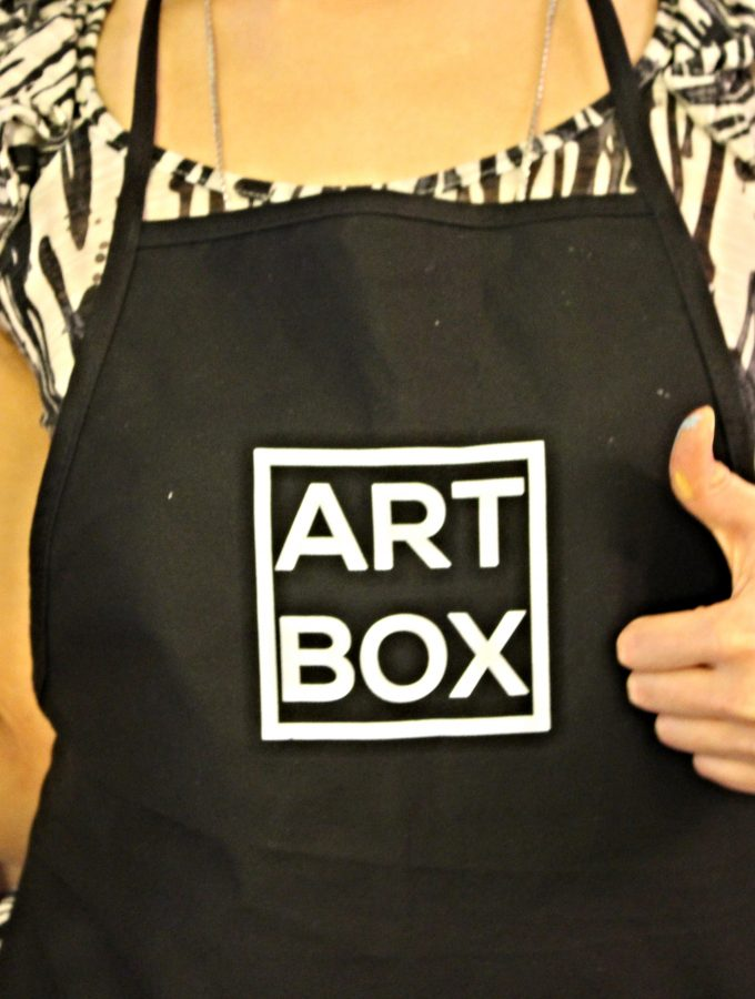 My ART BOX Experience + discount code!