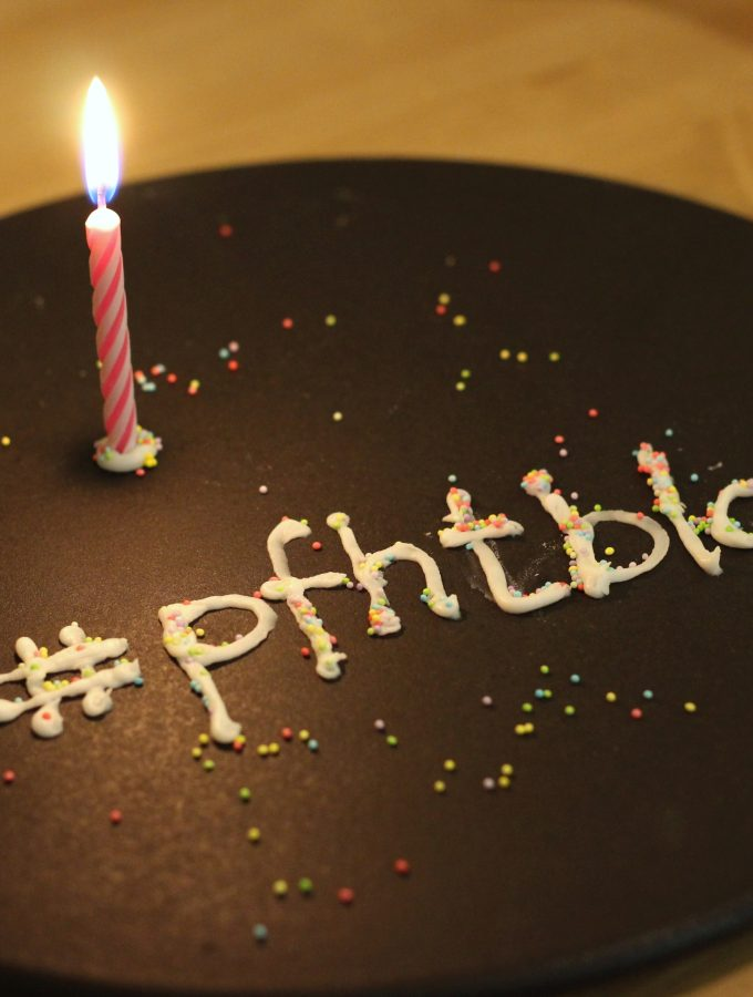Happy Birthday, #pfhtblog! (and Giveaway details!)