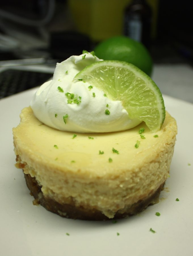 Key Lime Pie, mini and light