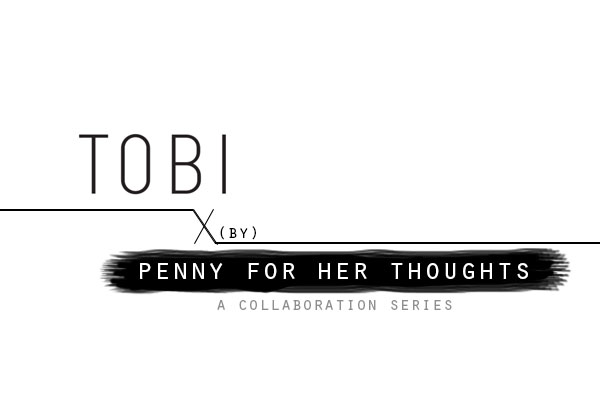 Tobi (by) Penny For Her Thoughts